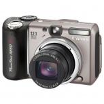 фотоаппарат Canon PowerShot A650 IS 12.1Mega Pixels, Новосибирск