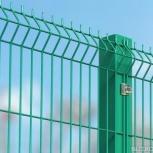 Забор Гардис Fit 3D 1.5 м. с монтажом, Новосибирск