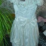 Платье вечернее детское., Новосибирск