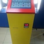 Платёжный терминал оплаты услуг, мульти-касса, Новосибирск