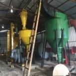 продается цех по производству древесных гранул (Pellets), Новосибирск