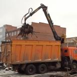 Покупаем вывозим лом чёрных и цветных металлов, Новосибирск
