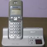 Продам радиотелефон с автоответчиком Philips DECT 225, Новосибирск