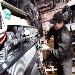 Ремонт грузовых автомобилей, ремонт грузовиков, грузовое сто, Новосибирск
