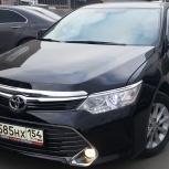 Аренда-авто. Тойота-Камри 2016г. Возможен выкуп, Новосибирск