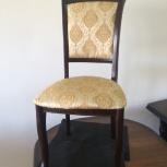 стулья из массива Бука, Новосибирск