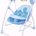 Кресло-качалка Electric swing BT-SC-001, Новосибирск