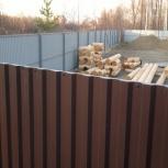 Заборы, ворота, калитки, Новосибирск