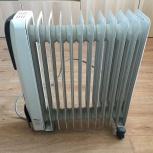 Масляный радиатор Delonghi GS 771225 б/у, Новосибирск