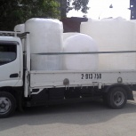 Грузоперевозки бортовым авто до 3 тонн, Новосибирск