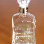 Красивая бутылка прямоуголная., Новосибирск