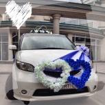 Автомобиль на свадьбу, 7 мест, украшения в подарок!, Новосибирск