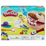 "Ретро набор пластилина ""Мистер Зубастик"" Play-Doh (новая версия 2016), Новосибирск"