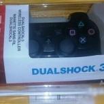 Новый джойстик Sony Dualshock 3, Новосибирск