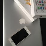 Продам Бу IPhone 5S Gold 32g+IPhone 4 В Подарок, Новосибирск