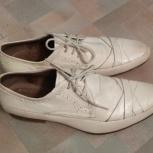 Ботинки, нат.кожа р.39-40., Новосибирск