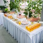 Кейтеринг Фуршеты, банкеты, свадебный кейтеринг, кофе-брейки, Новосибирск