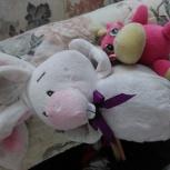 Отдам плюшевого зайца, Новосибирск