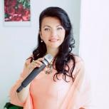Тамада-ведущая+поющий диджей на юбилей,свадьбу от 15 человек, Новосибирск