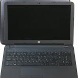 Ноутбук HP 15-AF123UR AMD E1 6015 X2, Новосибирск