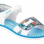 Туфли открытые  на девочку Капика., Новосибирск