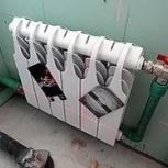 Монтаж систем отопления! Монтаж радиаторов отопления! Монтаж котлов!, Новосибирск