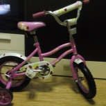 велосипед для девочки 3-5 лет, Новосибирск