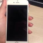 Новый iPhone 6 на 16 гб (золотой), Новосибирск