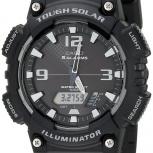 Часы Casio AQ-S810W-1AV Мужские спортивные часы, Новосибирск