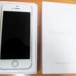 Новый, не активированный Apple iPhone 5S 16Gb, Новосибирск