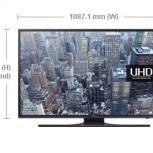 "Samsung 4K UHD/smart tv/48"", Новосибирск"