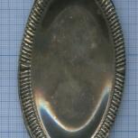 Блюдце, 14 * 7 см., Новосибирск