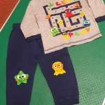 Продам детские вещи на мальчика (спортивные костюмы, толстовка и др), Новосибирск