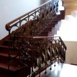 Монтаж лестниц, Новосибирск