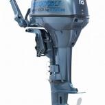 Корейский подвесной лодочный мотор mikatsu M18FHS 2т. Гарантия 5 лет, Новосибирск