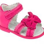 Туфли открытые  на девочку Антилопа., Новосибирск