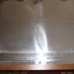 Эмалированные  2 ванночки 30+40 см., пластины глянцевателя, Новосибирск