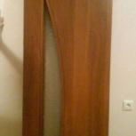Продам дверь со стекл. вставкой на кухню, Новосибирск