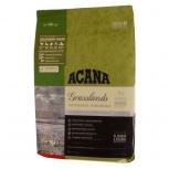 Продам упаковку корма Acana GRASSLANDS для кошек 6,8 кг, Новосибирск