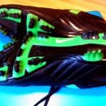 Бутсы Nike T90 TPU Total 90 размер 42,5, Новосибирск