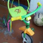Детский велосипед 3-колесный, Новосибирск