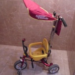 Продам детский велосипед- коляску, Новосибирск