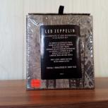 CD BOX- LED ZEPPELIN 1993г, Новосибирск
