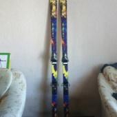 Продам горные лыжи (дешево), Новосибирск