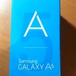 телефон Samsung Galaxy A5 16gb, Новосибирск