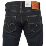 Продам джинсы levi's 511™ slim fit selvedge, Новосибирск
