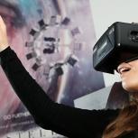 Очки Oculus Окулус виртуальной реальности (прокат, аренда), Новосибирск