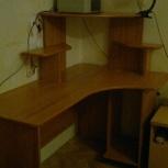 Продам школьный стол-уголок для учебы, Новосибирск