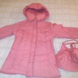 Продам детское демисезонное пальто, Новосибирск