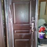 Продам входные китайские двери, есть утепленные, Новосибирск